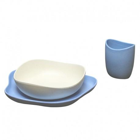 Kit Beco de alimentação azul BecoThings