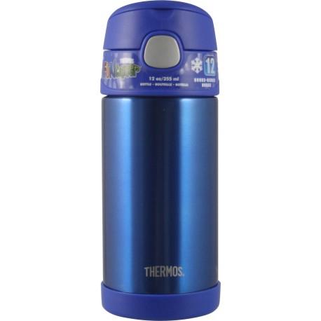Garrafa Infantil Termica Thermos Funtainer (Azul)