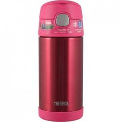 Garrafa Infantil Termica Thermos Funtainer (Rosa)