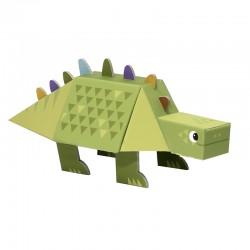 Dinossauro de montar KRoooM Estegossauro