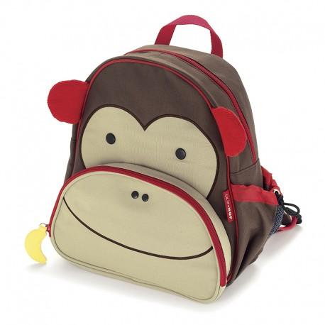 Mochila Skip Hop - Zoo - Macaco