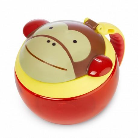Potinho de Lanche Skip Hop - Macaco