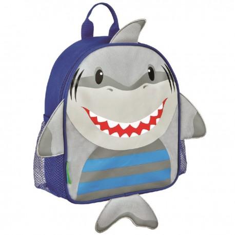Mochila Infantil - até 5 anos - Stephen Joseph - Tubarão