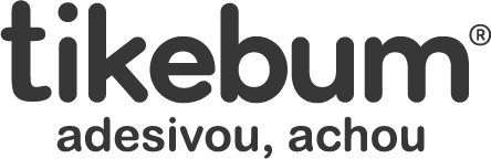 Etiquetas & Adesivos | Tikebum